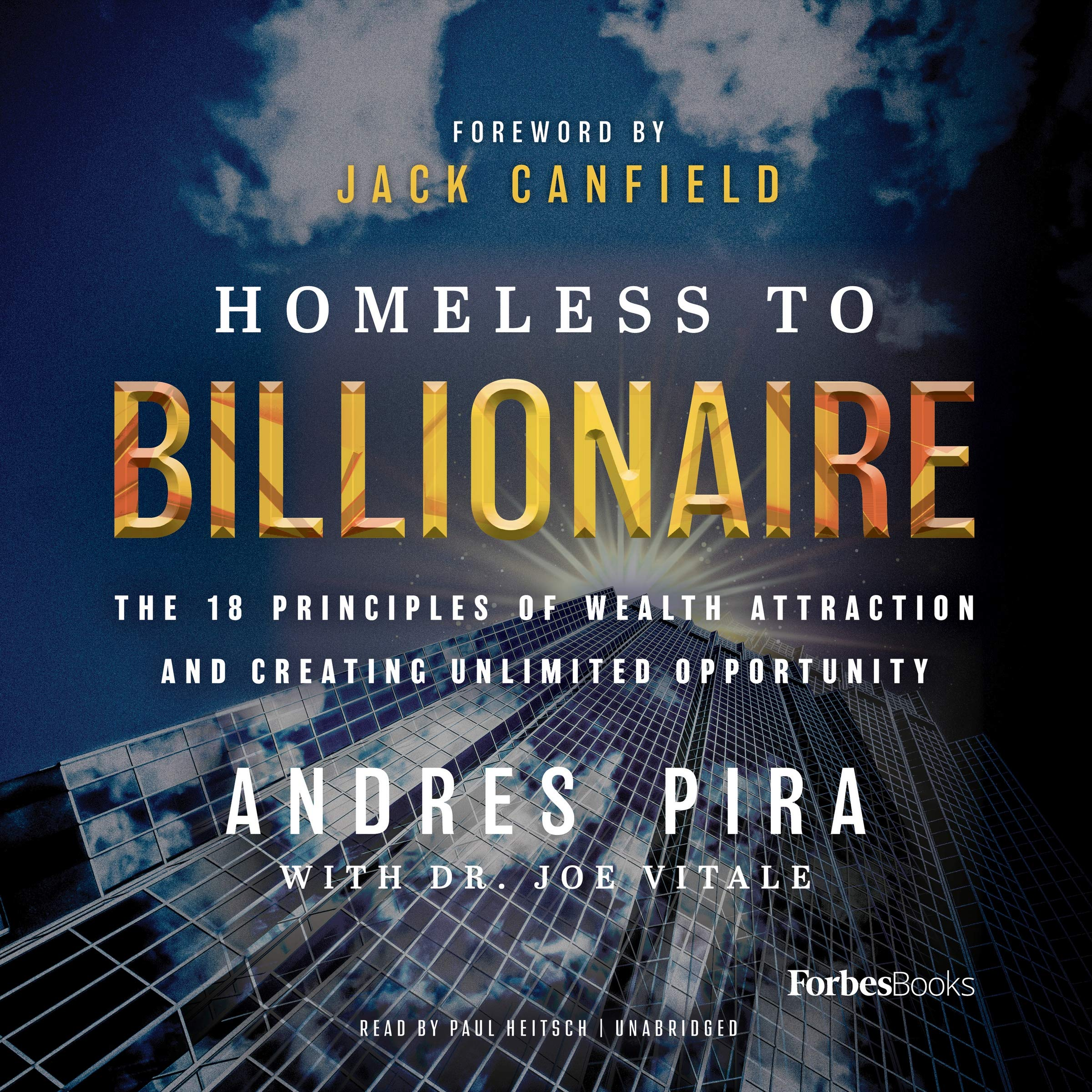 Book Review: Homeless to Billionaire: The 18 Principles of Wealth Attraction