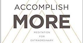 stress less, accomplish more. Podcast review